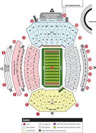 Seating Chart For Memorial Stadium Lincoln Nebraska Cheap Memorial Stadium Ne Tickets