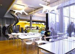 google office cafeteria. Google Office In Zurich By Camenzind Evolution « Inhabitat \u2013 Green Design, Innovation, Architecture, Building Cafeteria Q