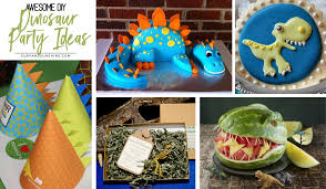 Diy Party Printables 14 Awesome Diy Dinosaur Party Ideas That Will Make You Roar