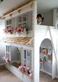 kids loft bed with slide. Unique Loft S Kids Bunk Bed With Slide Home Improvement Wilson Death    In Kids Loft Bed With Slide