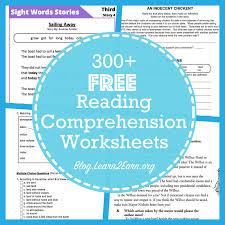Grade 2 Reading Comprehension Worksheets New 20 Websites for Free ...