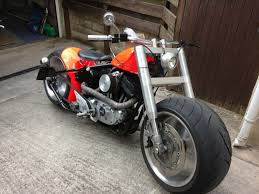 harley davidson sportster bobber totally rad choppers