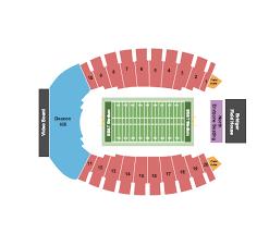 Unc Charlotte Football Seating Chart Bb T Field Seating Chart Winston Salem