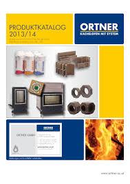 Ortner Ofenbauprodukte By Stude Feuerungstechnik Gmbh Issuu