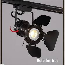 track lighting rail. Delighful Lighting Retro Track Lights LED Wall Tracking Lighting Rail Ceiling Lamps Clothing  Shoes Shops Stores Loft RH Rural Industrial Spot Lampin From  For