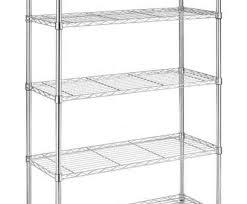 narrow wire storage shelves creative metro shelving units narrow wire shelving unit wire wall shelves