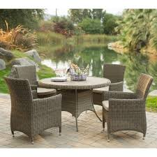 outdoor wicker dining chairs sale. belham living bella all weather wicker round patio dining set - outdoor chairs sale