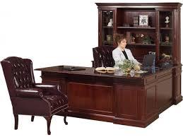 wrap around office desk. wonderful around executive ushaped office desk wleft credenza throughout wrap around