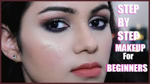 क स कर म कअप step by step makeup tutorial for beginners in hindi full face glam