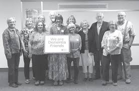 Dementia Friends seeks to reduce isolation of those who have dementia |  Cook County News Herald
