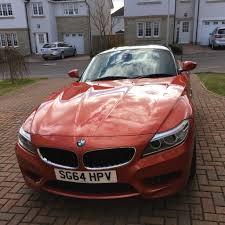 Coupe Series black and pink bmw : BMW Z4M SPORT - Individual metallic valencia orange with black ...