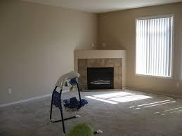 image of corner ventless gas fireplace mantel
