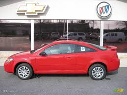 2010 Victory Red Chevrolet Cobalt LS Coupe #24753558 | GTCarLot ...