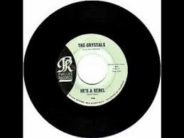 The <b>Crystals</b> - <b>He's a</b> Rebel (1962) - YouTube