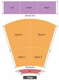 North Charleston Coliseum Seating Chart North Charleston Performing Arts Center Tickets And North