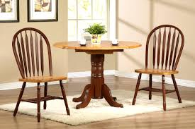 Kitchen Table With Leaf Insert Bedroom Marvelous Drop Leaf Round Kitchen Table Luxury Noble