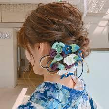 夏祭り向けヘアアレンジにチャレンジ自分でもできる髪型 Trillトリル