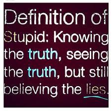 Lie And Truth Quotes. QuotesGram via Relatably.com