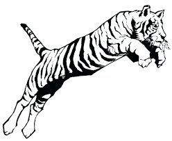 Coloring Page Tiger Tiger Coloring Page Tiger Coloring Pages