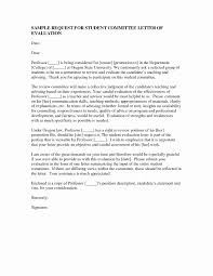 Thank You Professor New Best S Of Students Evaluation Letter Sample