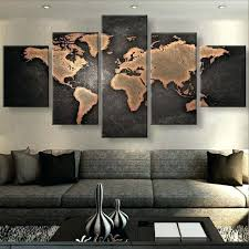 mens living room vibrant design cool wall art for guys decor 6 men renowned inspirations 5