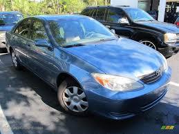 2002 Toyota Camry LE in Catalina Blue Metallic - 565213 | Jax ...