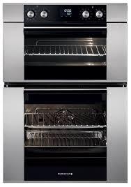De Dietrich Kitchen Appliances De Dietrich Dod1278x Pyrolytic Double Oven