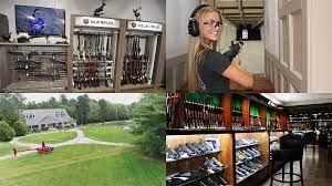 diy backyard shooting range