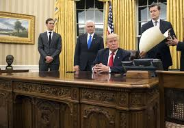 oval office white house. Delighful Office US President Donald J Trump C Prepares To Sign A Confirmation For Defense And Oval Office White House