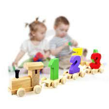 Đồ chơi giáo dục cho bé 1 tuổi - Top những mẫu đồ chơi nên mua