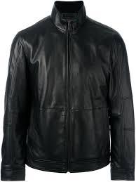 michael kors zipped leather jacket men clothing michael kors jacket various design michael