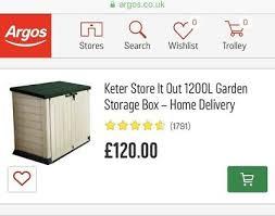 keter it out garden storage box