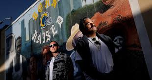 Born X Raised L.A. Rams streetwear sells out in minutes - Los ...