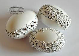 Egg shell art, Easter shabby chic  step by step #diy #easter #