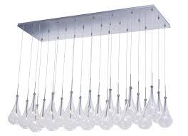 larmes led linear suspension image