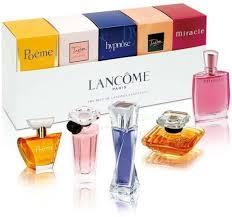 lane eau de parfum 5 pcs gift set for women