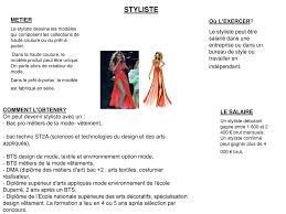Design De Mode Salaire