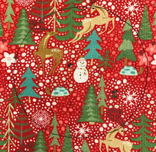 mark a circle that s 5 in diameter on one square of the ornament fabric center the circle around a motif in the fabric if possible