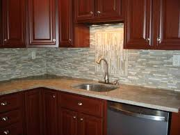 Granite Countertop Backsplash Awesome Kitchen Counter Backsplash Ideas Lsonline