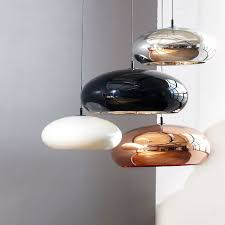 modern lighting mix metals