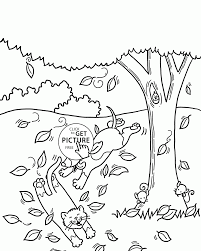 Small Picture Nature Coloring Pages Online Coloring Pages