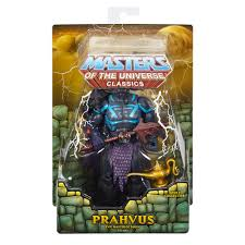 Masters Of The Universe Club Eternia Prahvus Action Figure Walmartcom