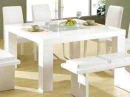 white wooden dining table and chairs kitchen small round table sets chrome refrigerator white wooden floor