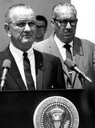 start thurgood marshall research guides at columbus state president johnson nominating thurgood marshall as supreme court justice