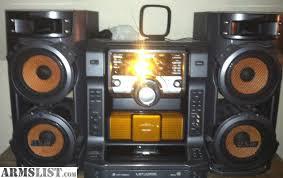 sony lbt zx66i. for trade: lbt-zx66i muteki™ hi-fi music system pistol $300-$400 value sony lbt zx66i i