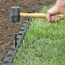 EasyFlex No Dig Edging, 50'