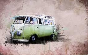 images hippies van wallpapers