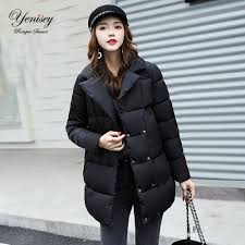 dow parka women down jacket winter coat winter parka cotton padded jacket woman winter jacket coat 2017 hantano