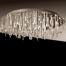 alluring chandelier flush mount also ceiling mounted led lights