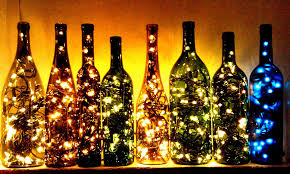 Making Wine Bottle Lights Musely